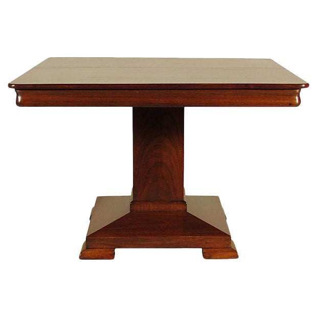 19th Ameican Empire Mahogany Breakfast Table - Image 1 of 6