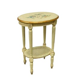 Image of Giltwood Gueridon Tables