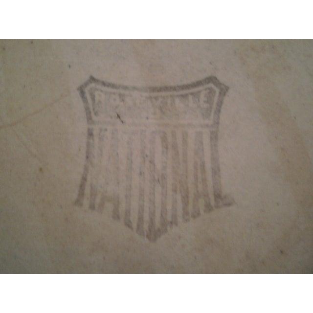 Roseville National Pottery Black Vase - Image 5 of 8