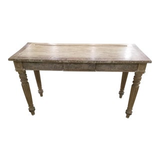 Early 19th Century English Server For Sale