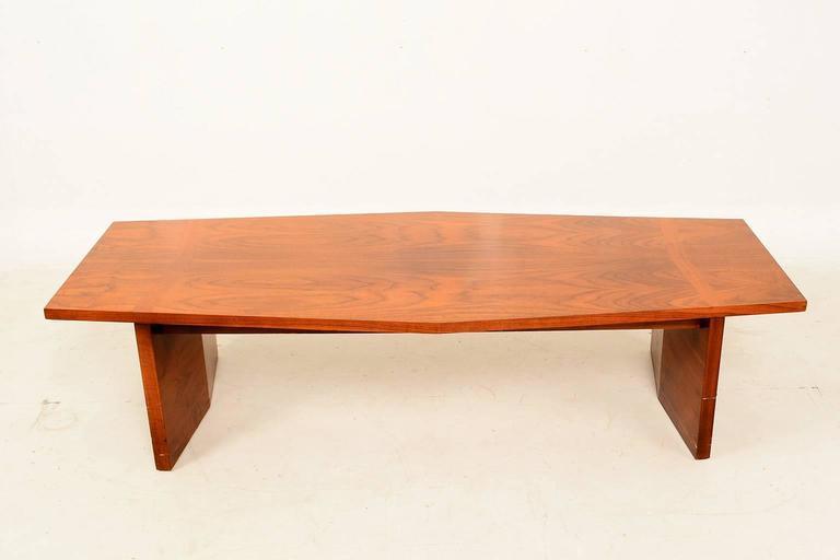 Mid Century Modern Lane Coffee Table   Image 2 Of 8