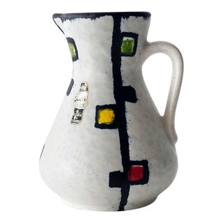 1950s Vintage West German Pottery by Jasba Keramik For Sale