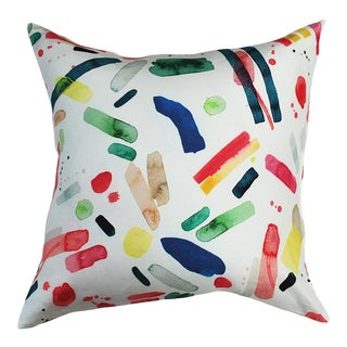 Party Party Pillow Cover by Kate Roebuck For Sale