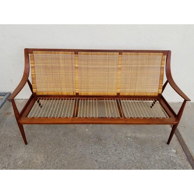 Danish Modern Sofa by Peter Hvidt and Orla Mølgaard-Nielsen For Sale - Image 12 of 12