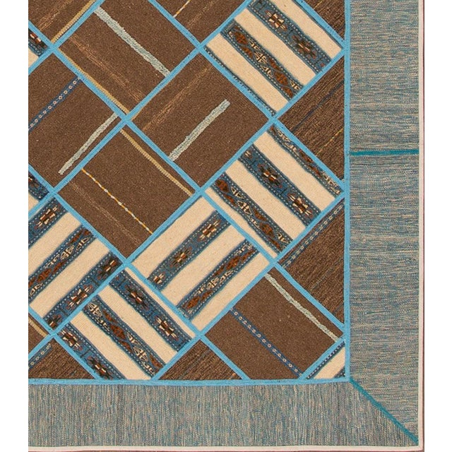 "Apadana - Persian Flat-weave, 5'6"" x 7'9"" - Image 2 of 4"