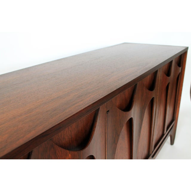 Broyhill Brasilia Credenza For Sale - Image 5 of 11
