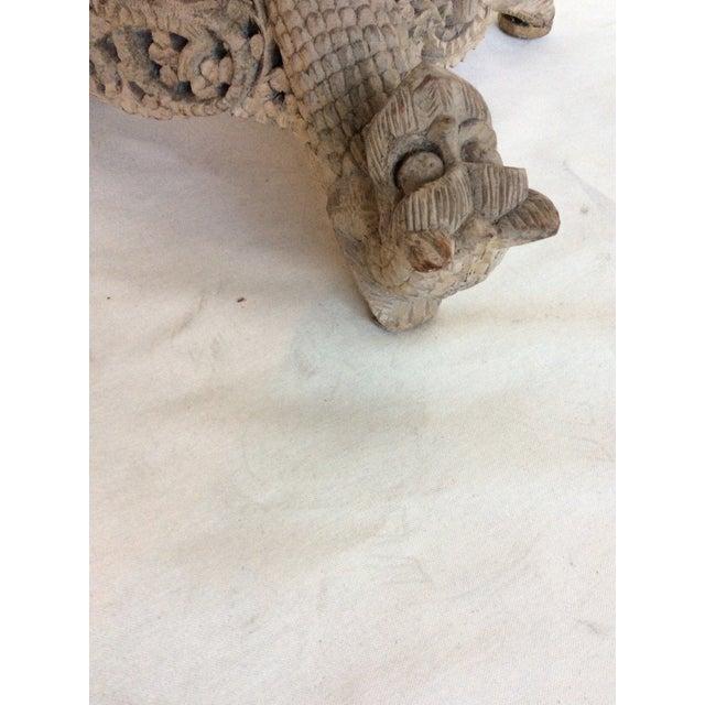 Vintage Anglo Indian Pedestal - Image 9 of 9