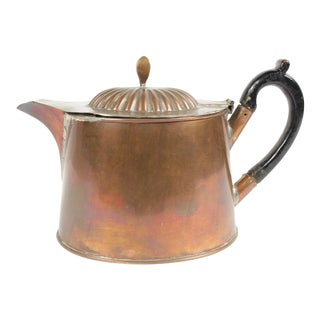 Antique Copper Pot For Sale
