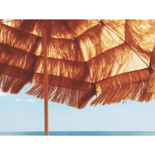 "Nicole Cohen ""The Fringed Umbrella"" Large Pigment Print For Sale"