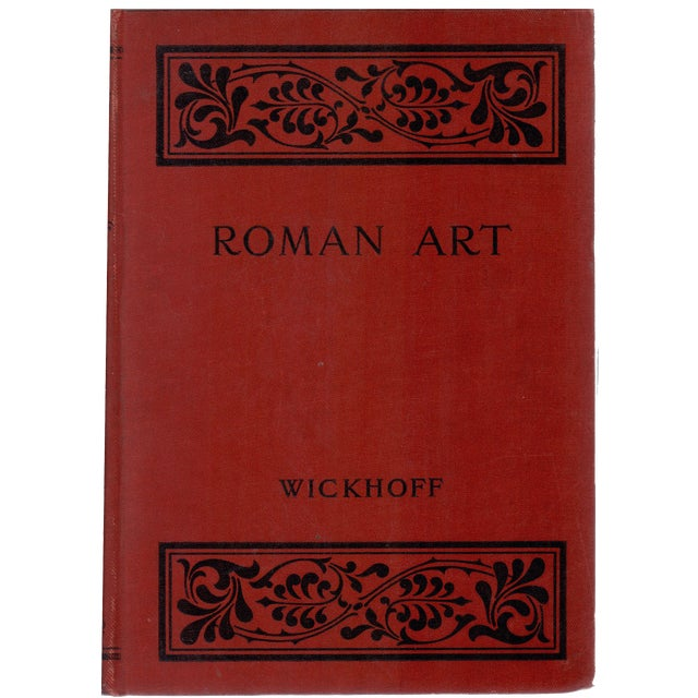 Principles of Roman Art Book For Sale