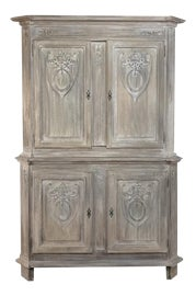 Image of Country Armoires Wardrobes and Linen Presses