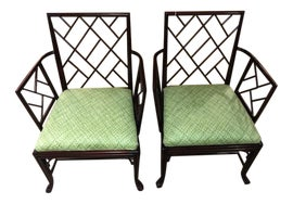 Image of Chinese Corner Chairs