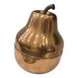 Image of 1970s Pear Ice Bucket For Sale