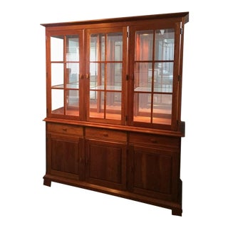 Pennsylvania House Shaker China Cabinet