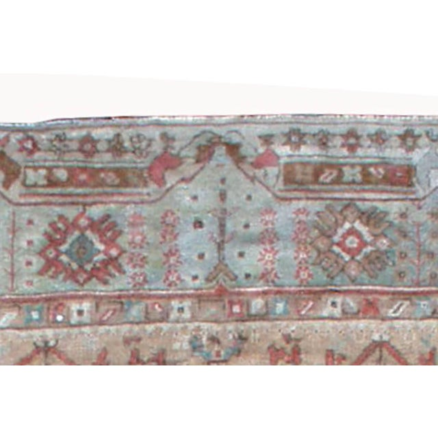 Antique Turkish Ghiordes Rug For Sale - Image 4 of 9