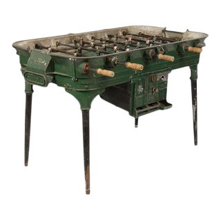 Vintage Foosball Table For Sale