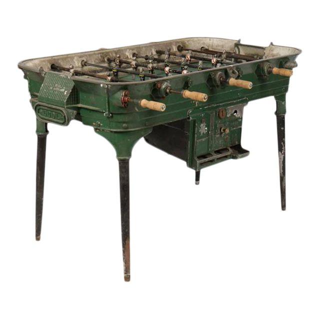 Vintage Foosball Table For Sale