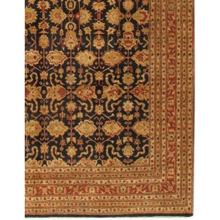 "Pasargad NY Sultanabad Design Hand-Knotted Wool Rug -- 9' X 12'2"" Preview"
