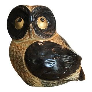 Mid-Century Otagiri Omc Ceramic Owl For Sale