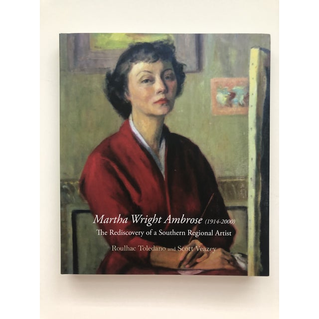 Martha Wright Ambrose Rediscovery of a Southern Regional Artist 2016 For Sale - Image 12 of 12