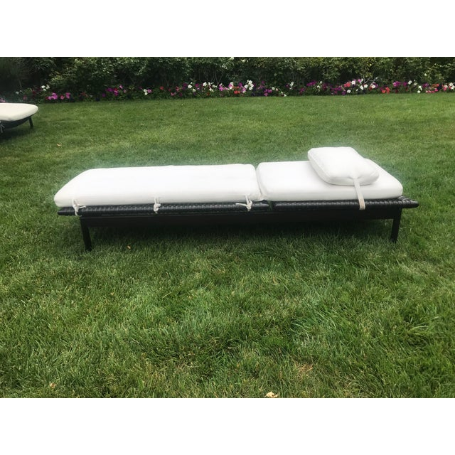 McGuire Antalya Chaise Lounges-a Pair For Sale - Image 10 of 13
