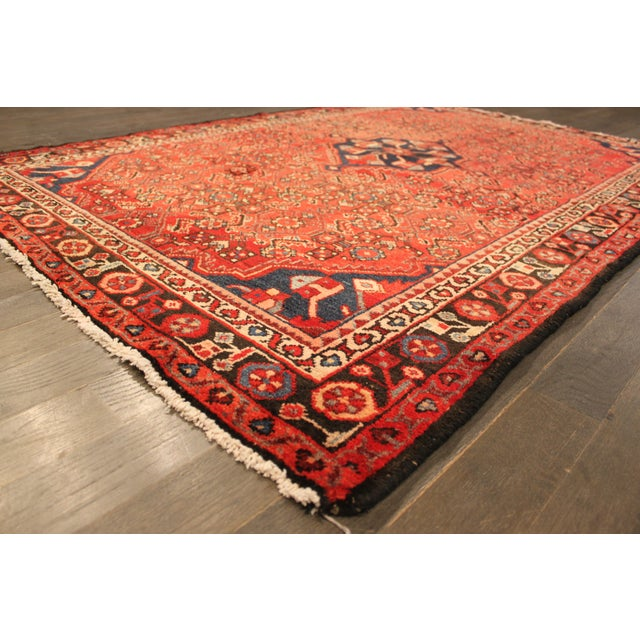"Apadana Persian Rug - 4'5"" x 6'6"" - Image 4 of 4"