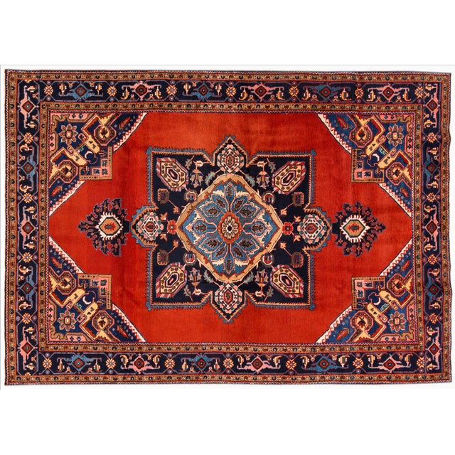 Apadana-Persian Rug - 7′2″ × 10′7″ For Sale