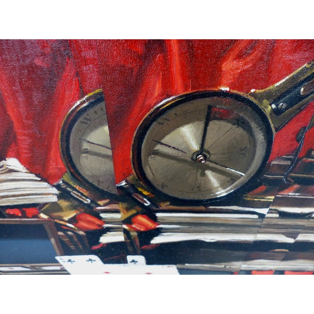 Still Life w/ Letters by Diego Dayer - Image 4 of 11
