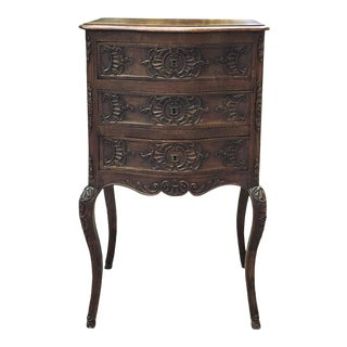 19th Century Country French Regence Commode For Sale