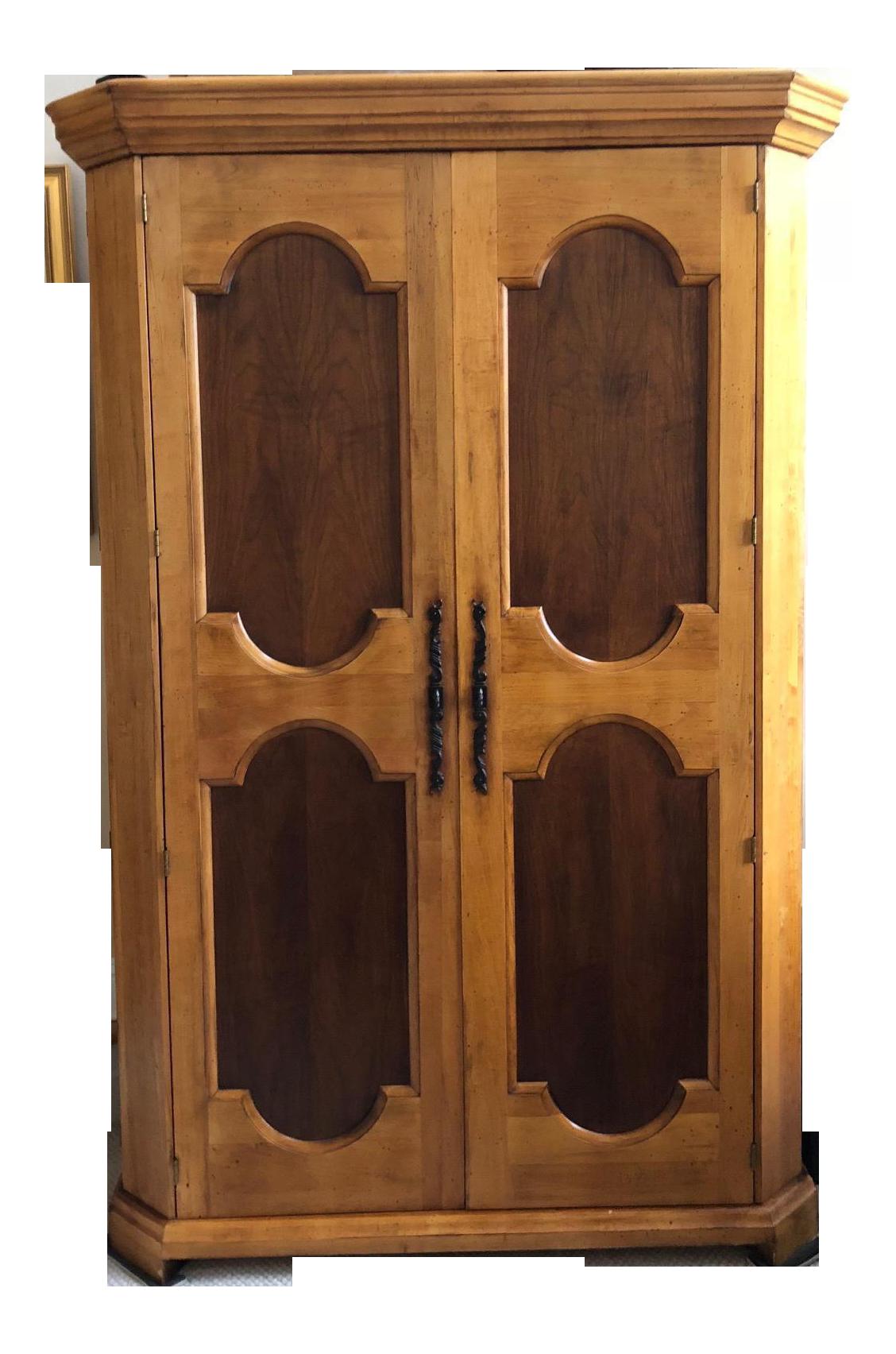 Romweber Furniture Armoire Tv Cabinet