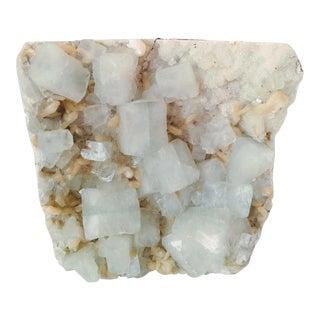 Giant Crystal Zeolite Specimen