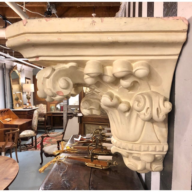 French Terra-Cotta Console For Sale - Image 4 of 11