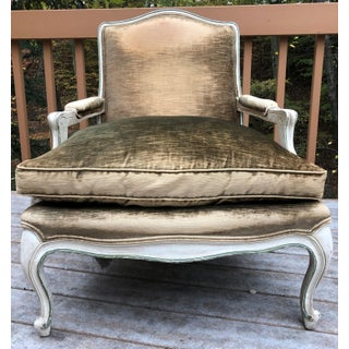 Mid 18th Century Antique Louis XV Bergere Chairs - A Pair Preview