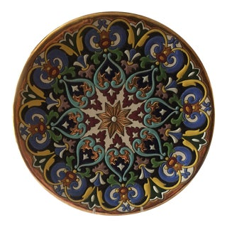 Ceramicas Sevilla Decorative Plate
