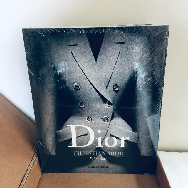 Dior Christian Dior 1947-1957 Coffee Table Book New Unopened encased and shrink wrapped In celebration of the seventieth...