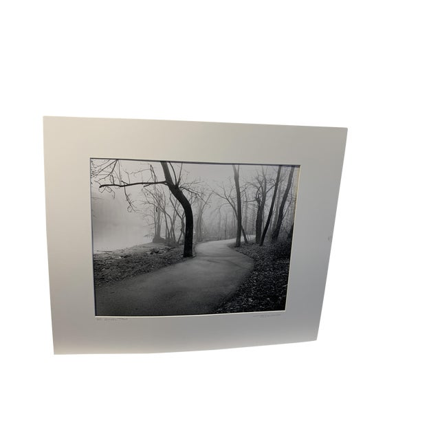 Dede Faller Black and White Landscape Photograph For Sale