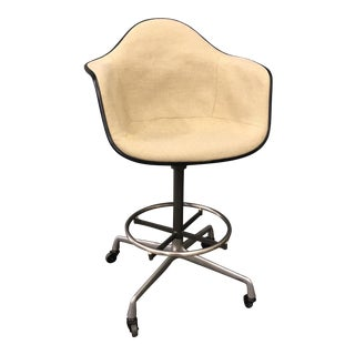 Eames for Herman Miller E C-118 Drafting Stool For Sale