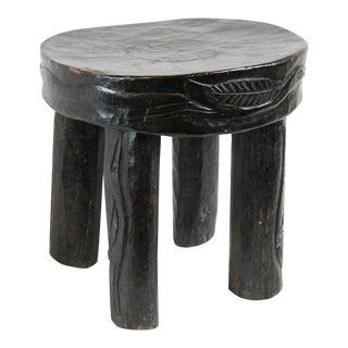 Ivory Coast Baule Stool For Sale