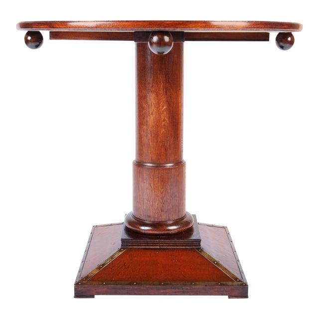 Vintage Art Nouveau table For Sale