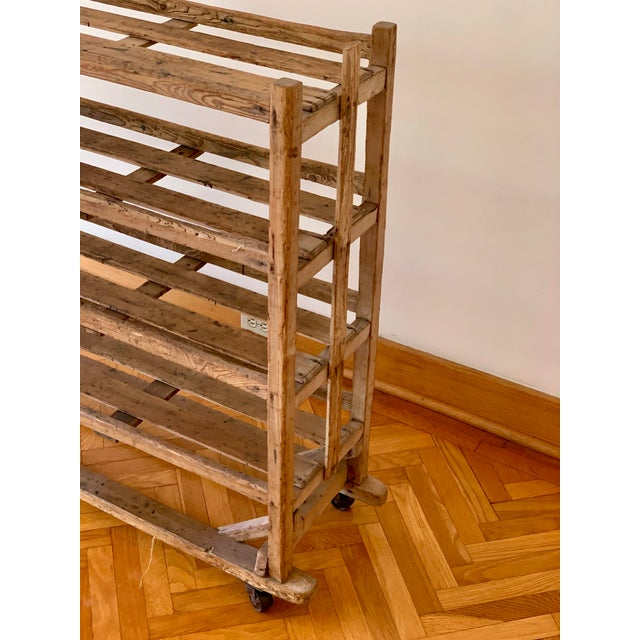 Industrial Late 19th Century English Shoe Drying Rack For Sale - Image 3 of 8