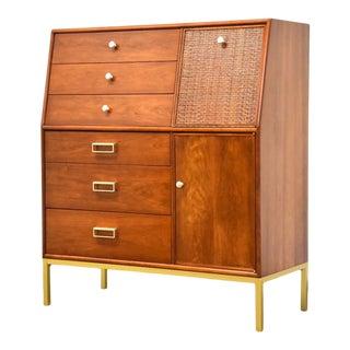 Kipp Stewart Suncoast Tall Dresser for Drexel For Sale