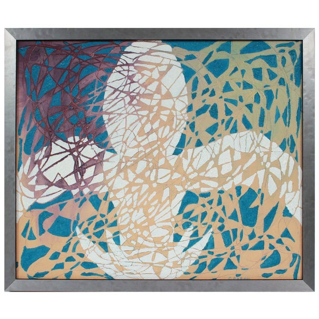 "Gaetan Caron ""Je Me Souviens (Remembrance)"" 2019 Oil For Sale - Image 4 of 4"