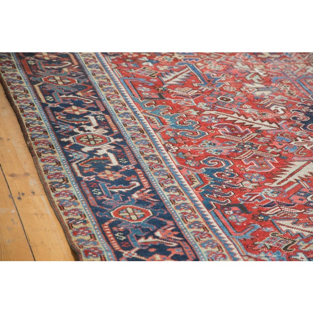 "Distressed Heriz Carpet - 8' X 11'2"" - Image 4 of 10"