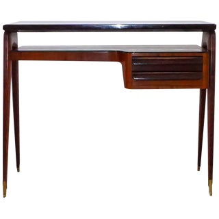 Mid-20th Century Modern Ladies Writing Table by Vittorio Dassi For Sale