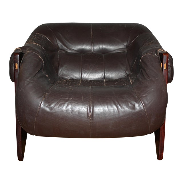 Percival Lafer Lounge Chair For Sale