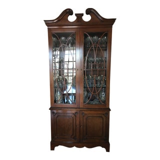 18th Century China Cabinet For Sale