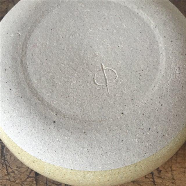 Vintage Modernist Studio Pottery Bowl - Image 5 of 6