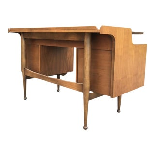 Floating Desk for Mainline by Hooker W/ Chair For Sale