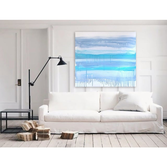 "Linnea Heide ""Windwalker"" Original Abstract Painting - Image 4 of 6"