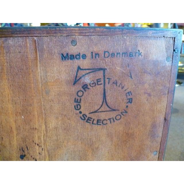 Hans Wegner Ebonized Oak Teak Dresser Ry Mobler - 1950s For Sale - Image 10 of 13